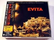 Madonna/Antonio Banderas EVITA OST Japan 2 CD sealed 1st Press WPCR-1001/2