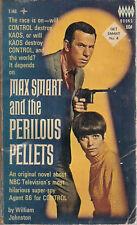 GET SMART Max Smart Perilous Pellets (1966) Tempo TV pb