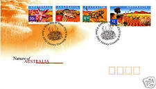 2002 Natures of Australia FDC - Fitzroy Crossing PMK