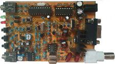 40m Super RM Rock Mite QRP CW Transceiver HAM Radio Shortwave Telegraph DIY Kit