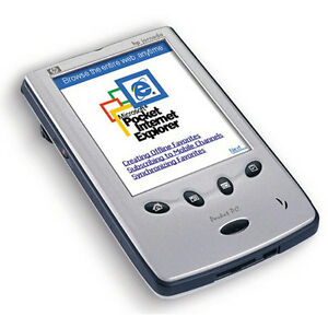 HP Jornada 520 PDA Pocket PC Windows CE + Many Extras!
