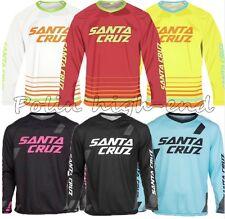 2016 santacruz's MTB Cycling Jersey motocross bike clothing Bicycle/Cycle moto