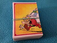 au choix sur 124 stickers non collés Asterix 60 ans d'aventures carrefour panini