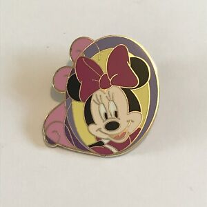 WDW - Swirls Mystery Pin Collection - Minnie Mouse - Disney Pin