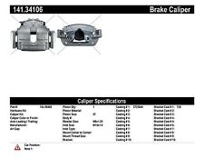 Disc Brake Caliper Front Left Centric 141.34106 fits 04-11 BMW X3