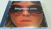 DIRTY VEGAS DAYS GO BY (ACOUSTIC REMIX VERSION) PROMO CD FREE SHIPPING
