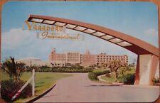 Varadero, Cuba 1950s Chrome Postcard: Hotel Varadero Internacional