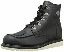 Harley-Davidson Men's Hagerman Motorcycle Boot Color BLACK