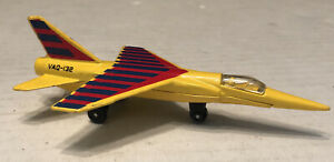 1973 MATCHBOX INT'L SKYBUSTERS SB-4 YELLOW MIRAGE F1 LOOSE 4+