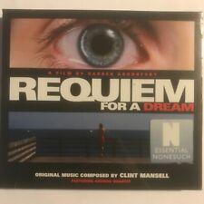 Requiem for a dream soundtrack cd neuf sous blister
