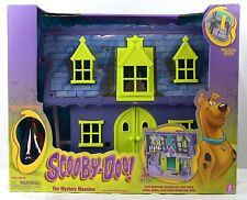 Scooby Doo Haunted Mystery Mansion Playset & Scooby Action Figure - NEW