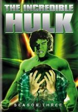 The Incredible Hulk Season 3 5 Disc DVD