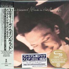 STEVE WINWOOD-BACK IN THE HIGH LIFE-JAPAN MINI LP SHM-CD Ltd/Ed G00