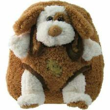 New! Adorable Children's Plush Animal Puppy Backpack