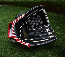 "New Baseball Softball 12.5"" Infield Outfield Glove Mitt RHT Right Hand Thrower"