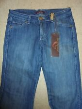 New Jordache Size 28/6 Farah Full Leg Women's Jeans Pants Medium Wash 5 pocket