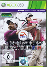Tiger Woods PGA Tour 13 XBOX 360 ( Kinect empfohlen ) Golf Spiel