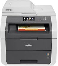 Brother MFC-9130CW All-In-One LED Printer
