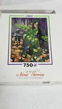 JADE 750 Pc Ceaco Jigsaw Puzzle by Nene Thomas Roses Romantic Fantasy