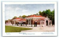 Postcard Monkey House, New York NY Zoological Park 1906 G12