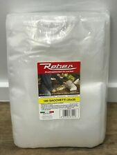25 X 35 Cryovac Bags Precut Food Storage Saver Heat Seal Vacuum Sealer Bags