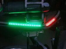 Red & Green LED Lighting Bass Boat Bow Navigation Lights kit Triton Nitro
