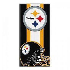 NFL Pittsburgh Steelers Beach Towel 30x60
