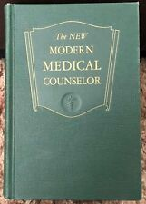 The New Modern Medical Counselor Hubert Swartout MD 1957 Pacific Press HB SDA