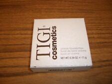TIGI Cosmetics Creme Foundation Dark 0.39 oz All in one Foundation & Powder