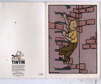 Tintin. Carte postale grand format. LES CIGARES DU PHARAON.  Moulinsart CD004