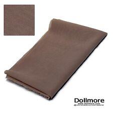 [Dollmore] OOAK wigcap material Hairnet DIY Wig Cap Fabric (Tanning-Skin)*3 1T3