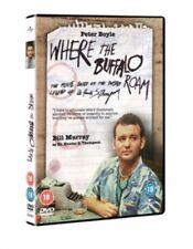 NEW Where The Buffalo Roam DVD