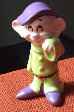 Vintage Disney Miniature DOPEY Small Figure Made In Japan CUTE
