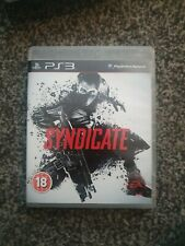 Syndicate  Playstation 3 - PS3