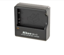 GENUINE Nikon MH61 Charger for EN-EL5 Battery COOLPIX 7900 5900 5200 4200 3700