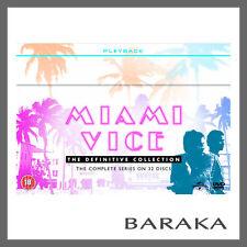 Miami Vice The Complete Season Series 1 - 5 Definitive Collection DVD Box Set R4