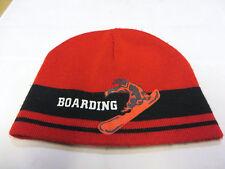 Boarding cap hat beanie