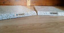 2x granit speaker plinthes: wharfedale/linn majik/kef/tannoy eclipse, dc, XT6/8/10