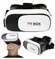 Virtual Reality 3D VR Glasses Headset Box Helmet for iPhone and Android phone