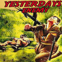 Yesterday's Enemy, 1959,  Stanley Baker, Guy Rolfe, Leo McKern