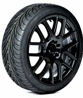 4 New Federal SS595 High Performance Tires - 245/40R18 245 40 18 2454018 93W