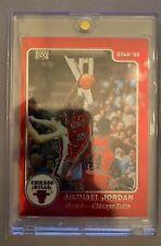 1996-97 Topps Stadium Club Finest Chrome Reprints Star 85 #101 Michael Jordan RC