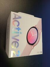 Brand New Samsung Galaxy Watch Active 2 SM-R830 40mm Aluminum Case Sport Band
