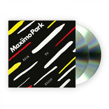 Maximo Park - Risk To Exist (NEW DELUXE 2 x CD)
