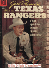 JACE PEARSON OF THE TEXAS RANGERS (1952 Series) #15 Fine Comics Book