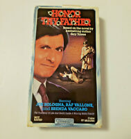 Honor Thy Father VHS 1990 Starmaker Entertainment Original 1973 Gay Talese