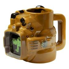Official Fallout Pip Boy Molded HUGE Coffee Mug - Just Funky