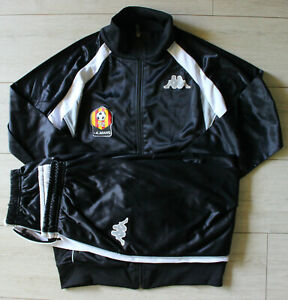 Survêtement Le Mans MUC72 Kappa Neuf Collector Football Large