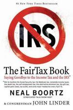 The FairTax Fair Tax Book by Neal Boortz Paperback