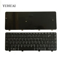 New US Laptop keyboard for HP Compaq Presario CQ40 CQ41 CQ45 Black 486904-001